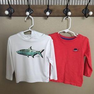 Other - Toddler Fishing Shirts